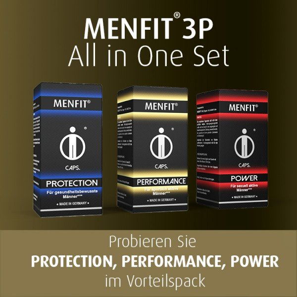 MENFIT® 3P All in One Set